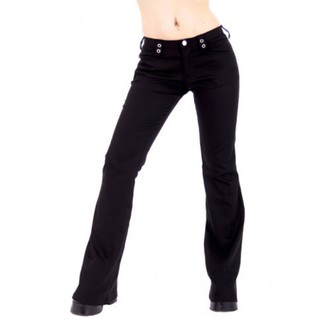 pants women Aderlass - Scary Hipster Denim Black - A-1-16-001-00
