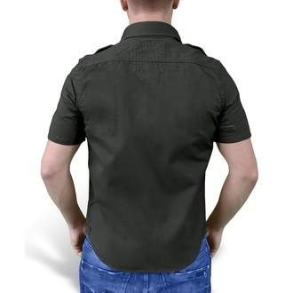 shirt SURPLUS - 1/2 Vintage Shirt - Black - 06-3590-63