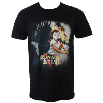 t-shirt metal men's Hollywood Undead - FIVE - PLASTIC HEAD, PLASTIC HEAD, Hollywood Undead