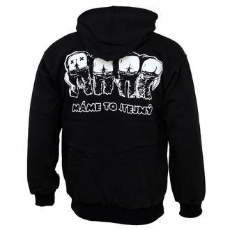 hoodie men wtoh no zip DOGA