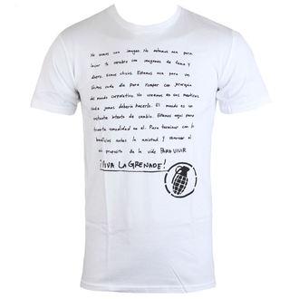 t-shirt street men's - Manifesto Espanol - GRENADE, GRENADE