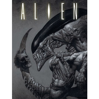 Painting Alien - Head on tail - PYRAMID POSTERS, PYRAMID POSTERS, Alien - Vetřelec