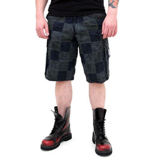 shorts men SURPLUS - Checkboard - BLUE, SURPLUS