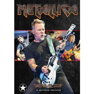 Calendar for year 2019 - Metallica, NNM, Metallica