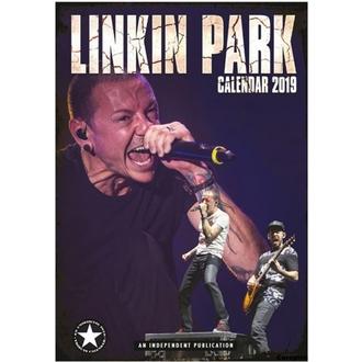 Calendar for year 2019 - Linkin Park, NNM, Linkin Park