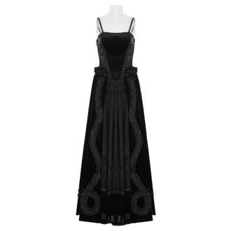 Women's dress PUNK RAVE - Lady Amaranth Gothic wedding, PUNK RAVE