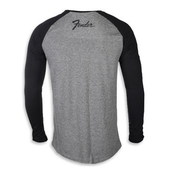 Men's t-shirt with long sleeves FENDER, FENDER