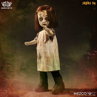 Doll Living Dead Dolls - The Time Has Come To Tell - Ash Lee, LIVING DEAD DOLLS