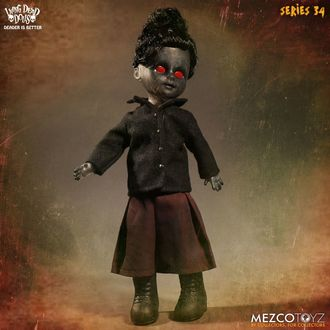 Doll Living Dead Dolls - The Time Has Come To Tell The Tale - Soot, LIVING DEAD DOLLS