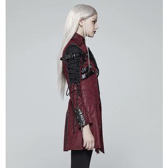 Women's coat PUNK RAVE - Poisonblack, PUNK RAVE