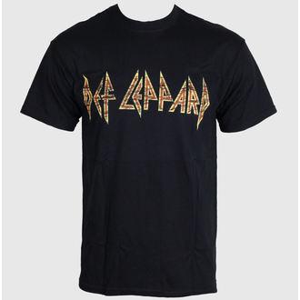 t-shirt metal Def Leppard - Classic Logo - HYBRIS, HYBRIS, Def Leppard
