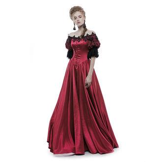 Women's gown/ dress PUNK RAVE - Ruby Gothic, PUNK RAVE