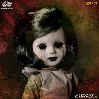 Doll Living Dead Dolls - The Time Has Come To Tell The Tale - Coalets, LIVING DEAD DOLLS