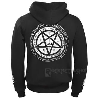 hoodie men's - PENTAGRAMUS - AMENOMEN