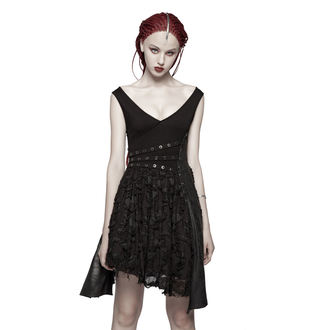 Women's dress PUNK RAVE - Girl Stalker, PUNK RAVE