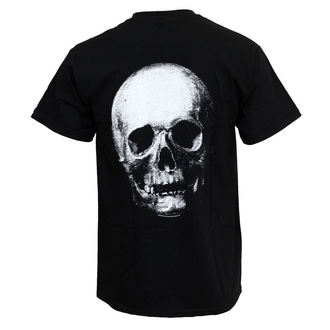 Metal T-Shirt men's Satyricon - Black Crow On A Tombstone - RAZAMATAZ - ST1243