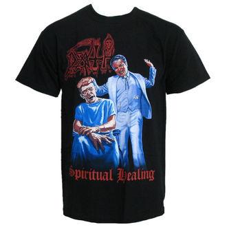 Metal T-Shirt men's Death - Spiritual Healing - RAZAMATAZ - ST1275