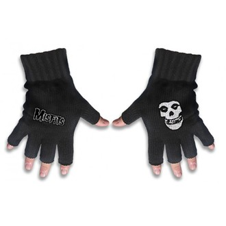 gloves fingerless Misfits - Misfits Logo and Fiend, RAZAMATAZ, Misfits