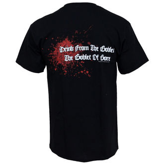 t-shirt metal Death - Scream Bloody Gore - RAZAMATAZ - ST1276