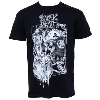 t-shirt metal Napalm Death - - RAZAMATAZ - ST0723