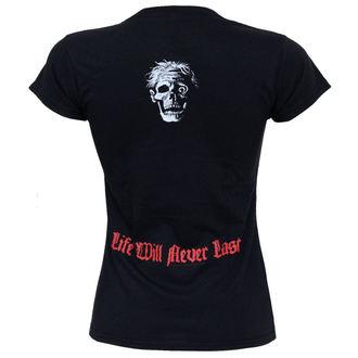 t-shirt metal women's Death - - RAZAMATAZ, RAZAMATAZ, Death