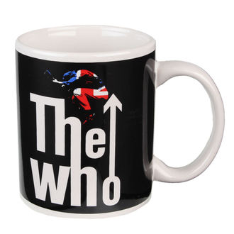 cup The Who - Union Jack, ROCK OFF, Who