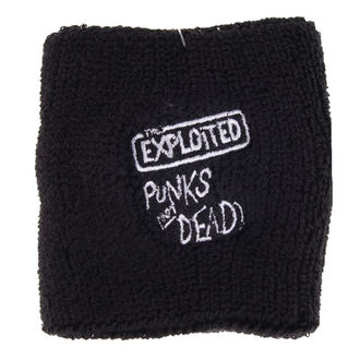 wristband Exploited - Punks Not Dead, RAZAMATAZ, Exploited
