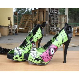 high heels women's - Zombie Stomper Platform - IRON FIST, IRON FIST