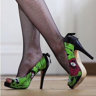 high heels women's - IRON FIST - IFW0005227-Green