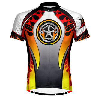 jersey cycling PRIMAL WEAR - Inferno, PRIMAL WEAR