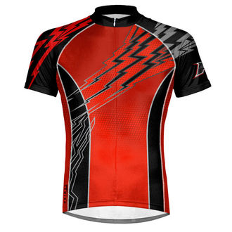 jersey cycling PRIMAL WEAR - Bolt, PRIMAL WEAR