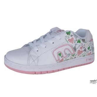 low sneakers children's - ETNIES - Kids Callicut - Pink