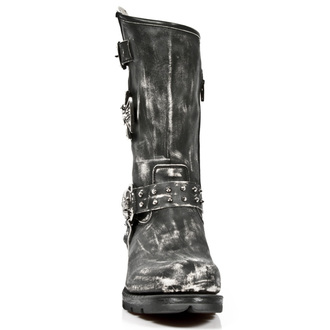 leather boots women's - NEW ROCK - M.MR030-S2