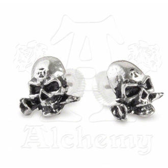 earrings Alchemist studs E147 - Alchemy Gothic