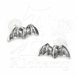 earrings Bat studs E186 - Alchemy Gothic