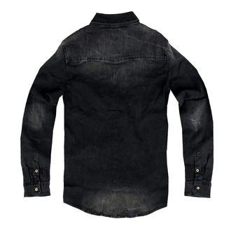 Men's shirt BRANDIT - Riley - Denims, BRANDIT
