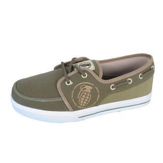 low sneakers men's - Boat shoes - GRENADE - Boat shoes, GRENADE
