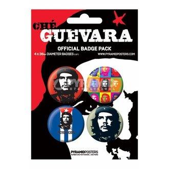 badges Che Guevara - BP80105, PYRAMID POSTERS, Che Guevara