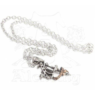 necklace Tattoo Gun ULP9, ALCHEMY GOTHIC
