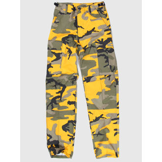 Men's trousers US BDU - YELLOW-CAM