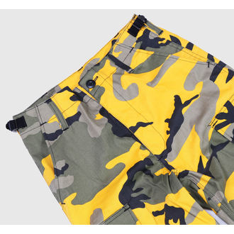 Men's trousers US BDU - YELLOW-CAM - 200500_YELLOW-CAM