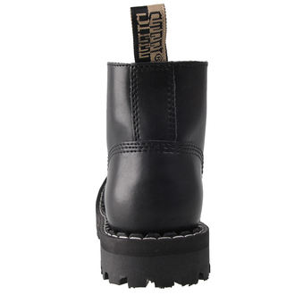 leather boots women's - STEEL - 127,128/0