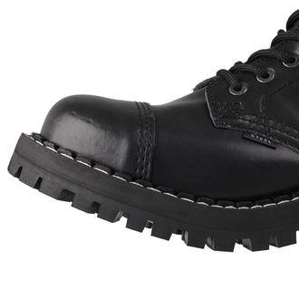 leather boots women's - STEEL - 127,128/0
