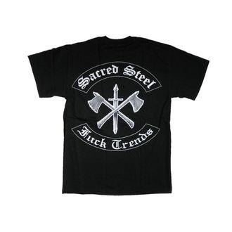 t-shirt metal men's Sacred Steel - MUSICAT - MUSICAT, MUSICAT, Sacred Steel