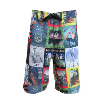 swimsuits men (shorts) INDEPENDENT - Verts, INDEPENDENT