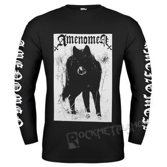 t-shirt hardcore men's - SNOW WOLF - AMENOMEN, AMENOMEN
