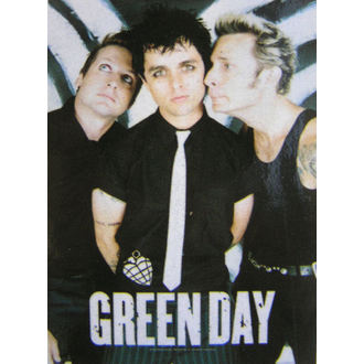 flag Green Day - Band Poster - HFL0763