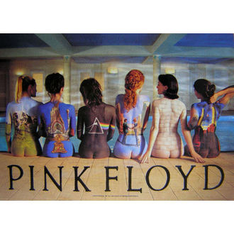 flag Pink Floyd - Back Catalogue - HFL0866