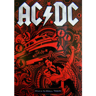 flag AC / DC - Rock'n Roll Train - HFL0981