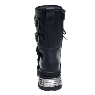 leather boots women's - NEW ROCK - M.373-S4